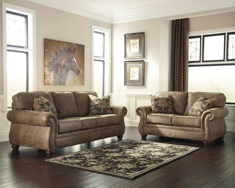 Larkinhurst Sofa U0026 Loveseat