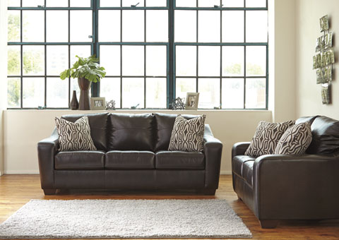 Coppell DuraBlend Sofa U0026 Loveseat