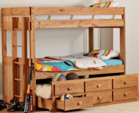 Ace Rent To Own Ashley Furniture Triple Bunkbed Rent To Own